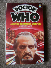 'Doctor Who and the Doomsday Weapon' by Malcolm Hulke - Target Paperback