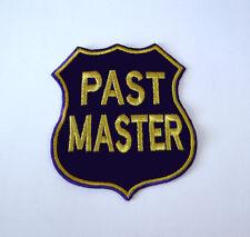 Orange Order LOL - Past Master side patch