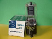 Vintage Western Electric 375A Vacuum Tube ~Unused