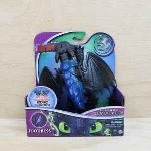 2020 How To Train Your Dragon Toothless 18cm Action Figure Legends Evolved - New