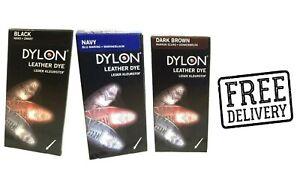 Dylon Leather Shoe & Boot Dye Various Colours