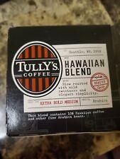 48 Tullys Coffee Hawaiian Blend Fresh Aroma No-Mess PreMeasured K Cups Pods
