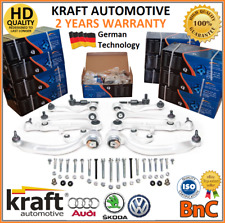 #16 mm KRAFT CONTROL ARMS SET KIT Audi A4 B6 8E B7 Seat EXEO SUSPENSION WISHBONE