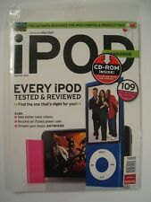 """Mac Life iPOD Handbook Winter 2010 Issue w/ CD-ROM """"Every iPOD Tested & Reviewed"""