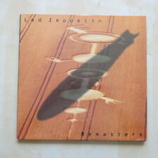 LED ZEPPELIN Remasters UK/EU triple vinyl LP in 3 way sleeve Atlantic ZEP1 1990