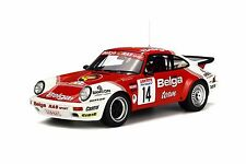 PORSCHE 911 SC RS BELGA RALLY IEPER R. DROOGMANS 1/18 OTTOMOBILE