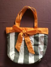 CANVAS TOTE/BEACH BAG BNWOT