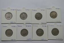 INDIA REPUBLIC 50 PAISE COLLECTION A99 BX10 - 101