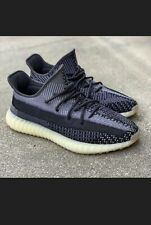 Adidas Yeezy Boost 350 V2 Carbon FZ5000 - Size 10.5 **IN HAND FREE SHIPPING**