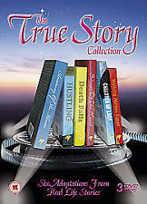 The True Story Collection (DVD, 2011, 3-Disc Set)