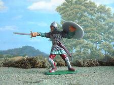 Supreme Cavaliere Russo attaccare con spada 60mm dipinto