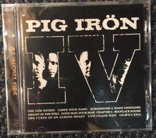 PIG IRON - PIG IRON IV NEW CD Sealed