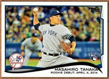 MASAHIRO TANAKA - 2014 TOPPS UPDATE RC