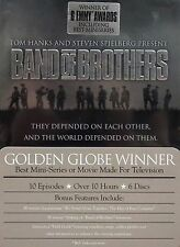 Band of Brothers (6 Disc Widescreen DVD Box Set) Ron Livingston, Damian Lewis
