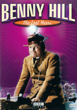 Benny Hill - The Lost Years New DVD