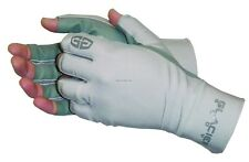 New Glacier Ascension Bay Sun Glove Poly Palm Fingerless 50+UP 007GP-S Small