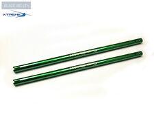 Xtreme Blade 180 CFX Green Aluminum Tail Boom - 2 Pack B180X13-G