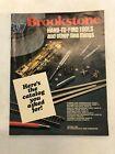 Vintage 1982 Brookstone Catalogue