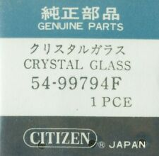 Glass - Crystal Glass - Citizen 54 - 99974F