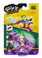 Heroes of Goo Jit Zu Minis Dc Comics joker licensed