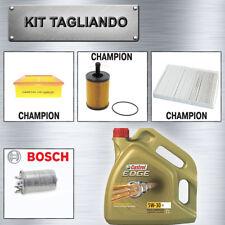 Kit tagliando Audi A4 8E 2.0 TDI BV-BR-BN + olio CASTROL