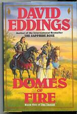 Domes of Fire by David Eddings 1993 Hardcover VG+ to Excellent Condition
