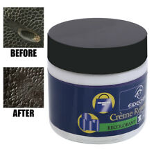Leather Vinyl Repair Filler Compound Cream Leather Restoration Cracks Sofa Hole