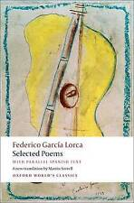 Selected Poems: With Parallel Spanish Text by Federico Garcia Lorca...