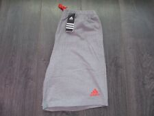Adidas RIO Aeroknit Sweat Pant Trainingsshorts Herren Training Shorts Größe L