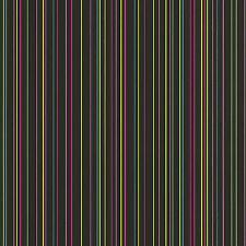 P+S Paper Wallpaper X-Treme Color 05564-10 narrow Stripes Line Black Coloured