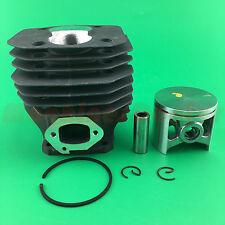 48mm Cylinder Piston Kit For Husqvarna 261 262 262XP Chainsaw 503 54 11-72