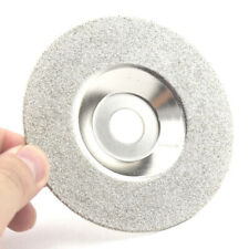 "4"" Inch 100mm Diamond Grinding Wheel Disc Coated Grit 60 Stone Tools For Grinder"