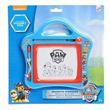 Paw Patrol Magnetic Scribbler Kids Boys Toy Sketcher Stamper Drawing Board