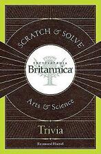 Scratch & Solve® Encyclopædia Britannica Arts & Science Trivia (Scratch & Solve®
