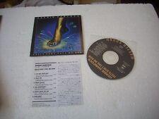 HERBIE HANCOCK - FEETS DON'T FAIL ME NOW  - JAPAN CD MINI LP opened