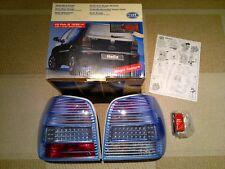 Hella LED Design Rückleuchten Heckleuchten blau weiß VW Polo 6N 6N2 GTI US *NEU*