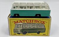 Matchbox No. 68 Mercedes Coach in Original 'E1' Box