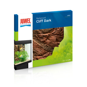 Juwel Dark Cliff 3D Real Aquarium Background Terrace Filter Covers Fish Tank