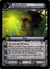 Star Trek CCG 2E Call To Arms Borg Queen, Guardian of the Hive 3R123