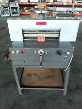 Imperial Uchida Power, Paper Guillotine Cutting, cutter Cap. 7cm / Width 46 cm