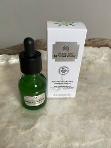 THE BODY SHOP Drops of Youth™ Concentrate Brand New In Box 30ML