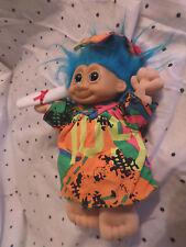 "Russ Psychedelic graduation Troll Doll 11"" Plush Soft Toy Stuffed Animal"