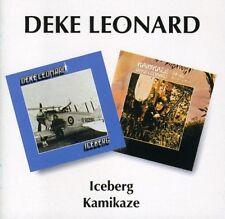 Deke Leonard - Iceberg / Kamikaze (1995)  2CD  NEW/SEALED  SPEEDYPOST