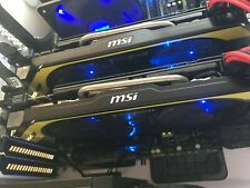 MSI GTX 770 Lightning 2GB GDDR5 Graphics Card Great Condition (Rare to find)