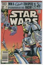 Star Wars #53 Last Gift From Alderaan Original Series News Stand Variant Vgfn