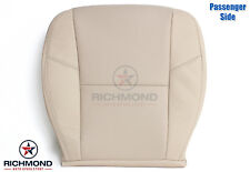 2007-2008 Cad Escalade Stretch Limousine PASSENGER Bottom Leather Seat Cover Tan