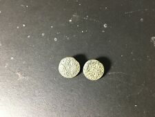 Medieval Buttons - Lot of 2 - A102 - Button