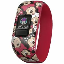 Garmin Vivofit Jr 2 Stretchy Fitness Tracker Minnie Mouse