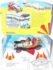 Corgi Toys 1:43 CHITTY CHITTY BANG BANG TV Model Car + All Figures 05301 MIB`99!