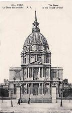 Ak, Foto, Paris, Le Dome des Invalides, 1925 (D)5026-6